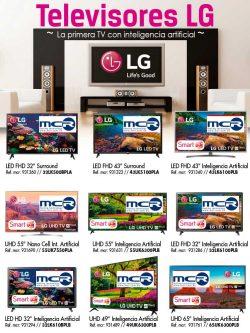 descuentos en TV LG