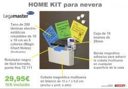 Home Note Kit para nevera