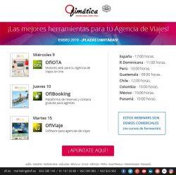 webinars de formacion para agencias de viajes