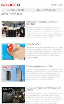 Salicru News 2019