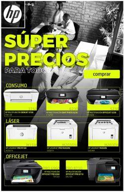 ofertas de impresoras hp
