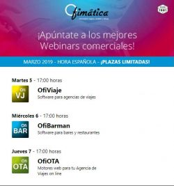 webinars sobre software