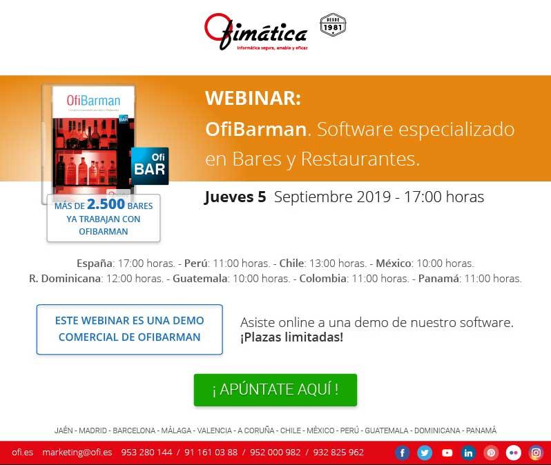 webinar ofimatica