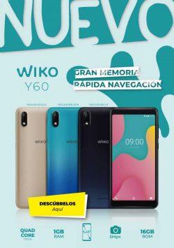 Nuevo Wiko Y60