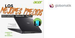 descuentos en portatiles Acer