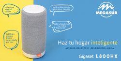 Altavoz Smart Speaker Gigaset LX800HX