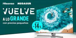 precio tv hisense