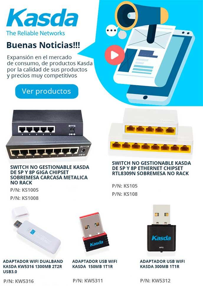 ofertas en networking