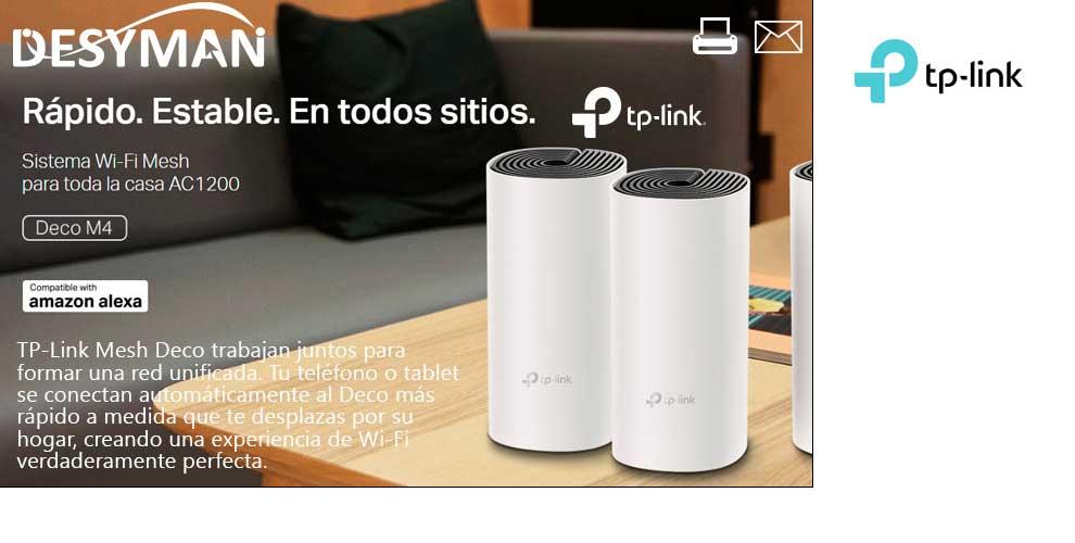 comprar wifi tp link deco