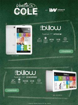 tablets muy baratas