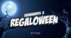 Regalos en la campaña de Halloween de Globomatik
