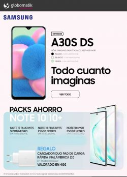 comprar samsung A30S DS