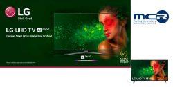 descuento en LG smart tv