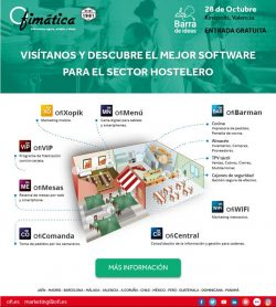Evento para conecer el software del sector Hostelero