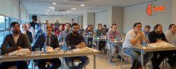 Lleno en Infowork Academy Zaragoza