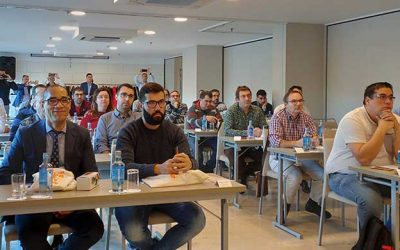 Lleno en el primer Infowork Academy en Zaragoza