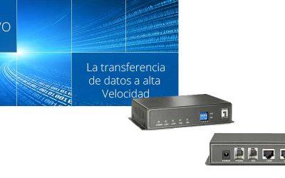 Media converter VDS-1202 de LevelOne