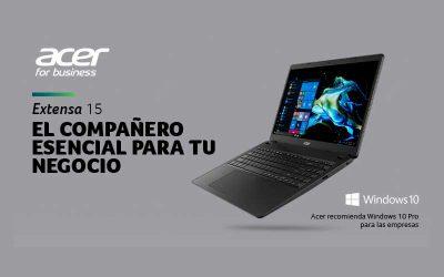 Acer, el compañero esencial para tu negocio