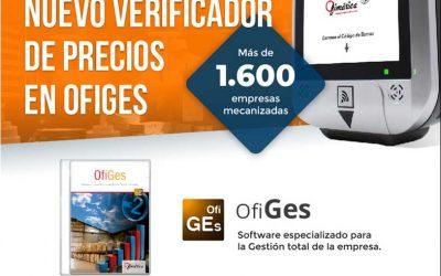 Verificador de precios para OfiGes