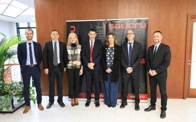 Salicru inaugura nuevo almacén logístico y de distribución