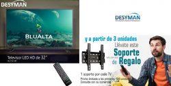 TV 32 pulgadas mejor relacion calidad precio