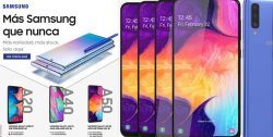 oferta smartphones samsung