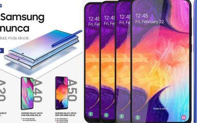 Descuentos Samsung en Globomatik