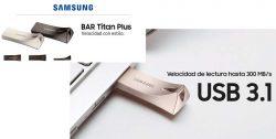mejor precio Samsung bar Titan Plus