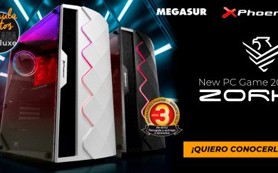 Nuevos PC Gaming 2020 Phoenix Zork