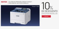 mejor precio impresora xerox