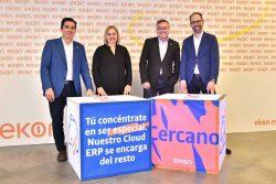 • El fabricante de Software de Gestión Empresarial cerró 2019 con una facturación de 19,6 millones de euros