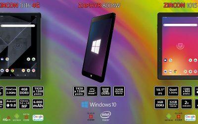 ¿Por qué comprar la tablet de Talius?