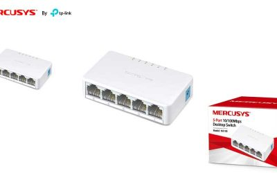 Hispamicro con Mercusys by tp-link