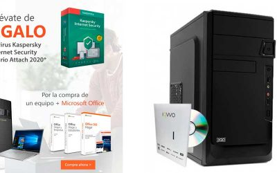 Con IQWO y Microsoft Office tienes un antivirus de regalo