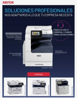 mayorista Xerox