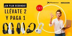 oferta en auriculares Phoenix