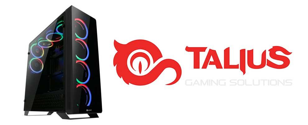 promocion caja atx gaming Talius