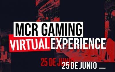 MCR presenta Gaming Virtual Experience
