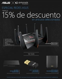 descuentos especiales gaming redes