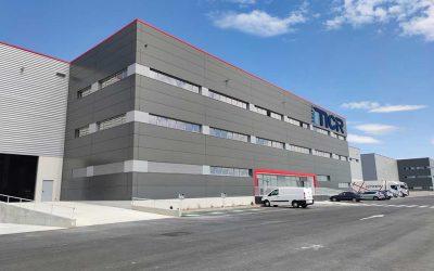 MCR estrena nuevas instalaciones