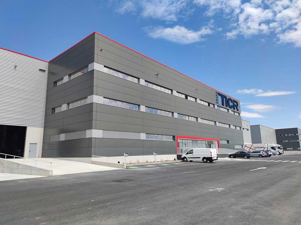 nueva sede corporativa de MCR