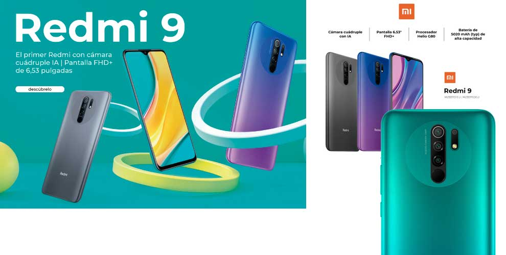oferton Xiaomi Redmi 9