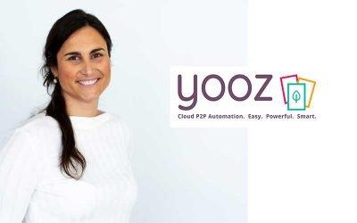 Cecilia Olaso como Marketing Manager para España en Yooz