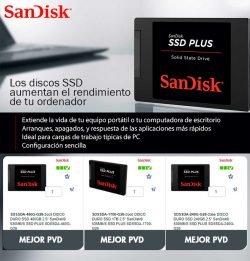 oferta SSD Sandisk