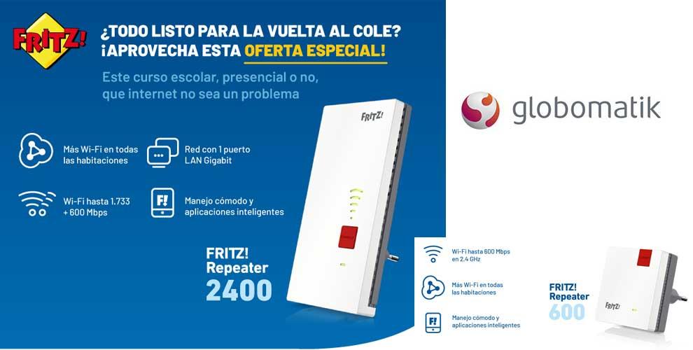 oferta especial en repetidores wifi