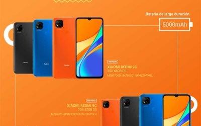 Xiaomi Redmi 9C en promoción