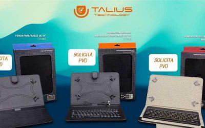Fundas para tablet 10″ de Talius