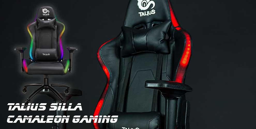 mejor precio silla gamer