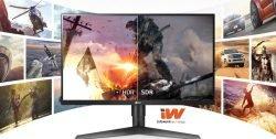 oferta monitor gamer LG