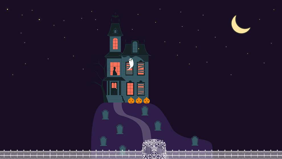 Halloween 2020 en Globomatik